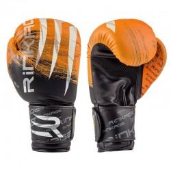 Rinkage Blast  gants d'entraînement boxe Color  Blanc-Noir Size 10 OZ