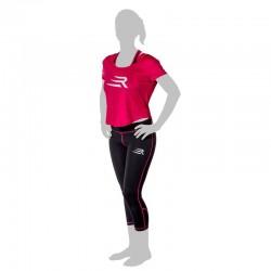 Rinkage Aura Tee shirt nylon Color Jaune Size M