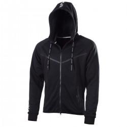 Athos Veste capuche - Noir