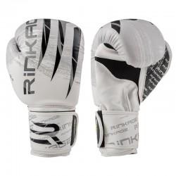 Rinkage Blast  gants d'entraînement boxe Color  Blanc-Bleu Size 10 OZ