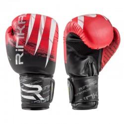 Rinkage Blast  gants d'entraînement boxe Color  Blanc-Bleu Size 8 OZ